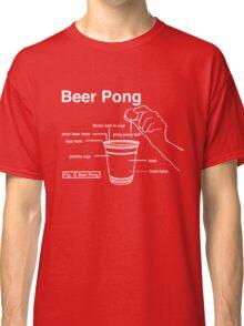 Hilarious Shirt that Signals we Drink Alcohol Classic T-Shirt