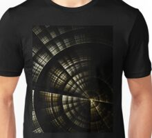 Into the Void  - Abstract Fractal Artwork Unisex T-Shirt