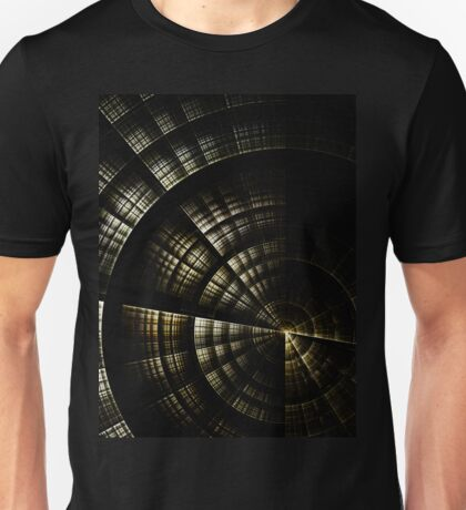 Into the Void  - Abstract Fractal Artwork T-Shirt