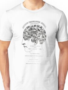 Phrenology Unisex T-Shirt