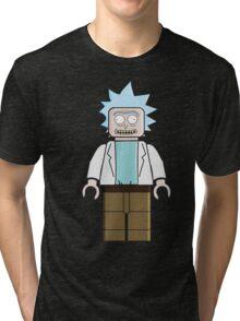 Lego Rick Tri-blend T-Shirt