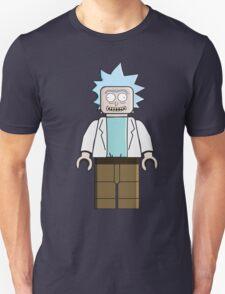 Lego Rick Unisex T-Shirt