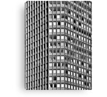 Office Block II Canvas Print