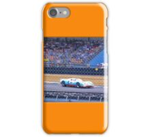 24 h de Le Mans - Vintage - Ford GT iPhone Case/Skin
