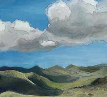 On Scafell Pike by Lauren Williamson