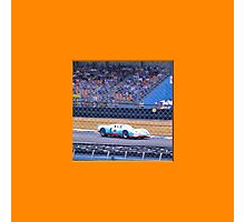 24 h de Le Mans - Vintage - Ford GT Photographic Print