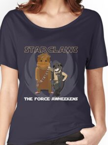 Star Claws Women's Relaxed Fit T-Shirt
