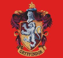 Gryffindor Kids Clothes