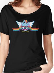 PLAY ME Women's Relaxed Fit T-Shirt