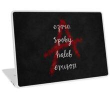 PRETTY LITTLE LIARS 5 Laptop Skin