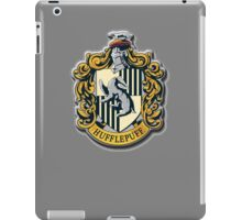 Hufflepuff iPad Case/Skin