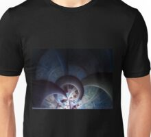 Industrial I - Abstract Fractal Artwork Unisex T-Shirt
