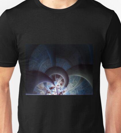 Industrial I - Abstract Fractal Artwork T-Shirt