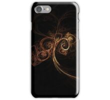 Heart of the Forest - Abstract Fractal Artwork iPhone Case/Skin