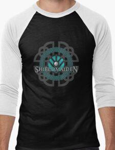 Shieldmaiden Men's Baseball ¾ T-Shirt