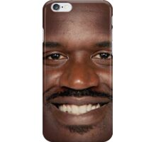Shaq Fu iPhone Case/Skin