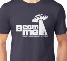 Beam me up V.2.2 (white) Unisex T-Shirt