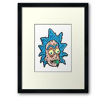 Rick Sanchez  Framed Print