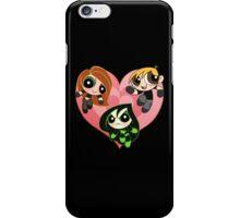 Possible Powerpuffs iPhone Case/Skin