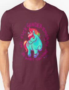 Feminist Pony Unisex T-Shirt