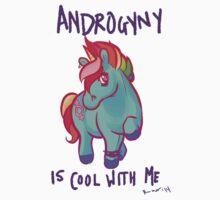 Androgyny Pony by DixxieMae