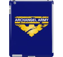 ME2 - Archangel Army iPad Case/Skin