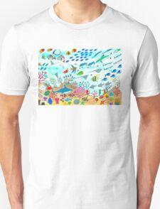 Lisbon Aquarium Unisex T-Shirt