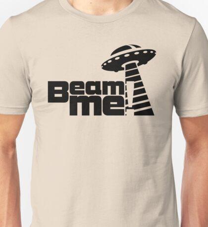 Beam me up V.3.1 (black) Unisex T-Shirt