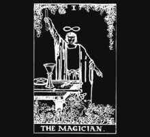 The Magician by GhostGravity