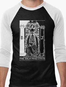 The High Priestess Men's Baseball ¾ T-Shirt