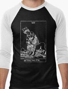 Strength Men's Baseball ¾ T-Shirt