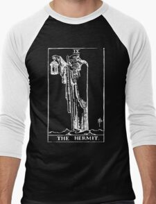 The Hermit Men's Baseball ¾ T-Shirt