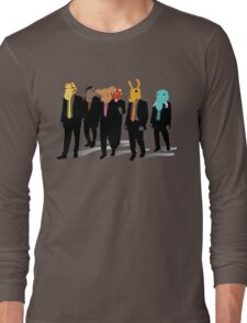 Hotline Miami (Reservoir Dogs) Long Sleeve T-Shirt