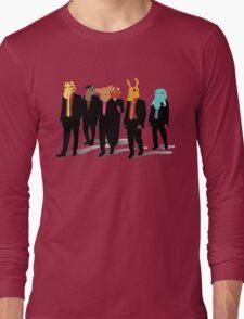Hotline Miami (Reservoir Dogs) Long Sleeve T-Shirt