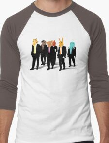 Hotline Miami (Reservoir Dogs) Men's Baseball ¾ T-Shirt