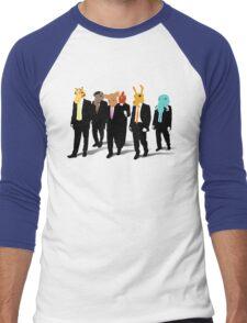 Hotline Miami (Reservoir Dogs) Men's Baseball ¾ T-Shirt