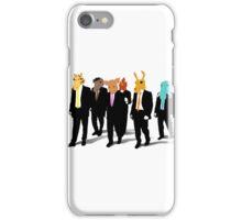 Hotline Miami (Reservoir Dogs) iPhone Case/Skin