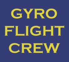 Gyro Flight Crew by RedSteve