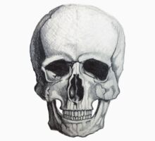 Skull Sketch by omgitsava