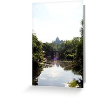 Everest Morning Greeting Card