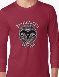 Markarth Thane Long Sleeve T-Shirt