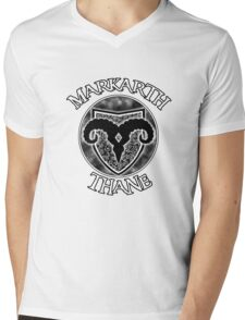 Markarth Thane Mens V-Neck T-Shirt