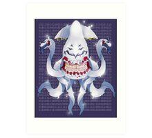 Gesomon X Art Print
