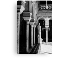 House of Pilate - Sevilla Canvas Print