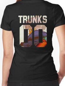 Trunks Women's Fitted V-Neck T-Shirt