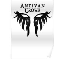 Antivan Crows Poster