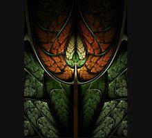 Elven Forest - Abstract Fractal Artwork Unisex T-Shirt
