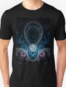 Dreaming - Abstract Fractal Artwork Unisex T-Shirt