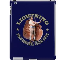 LIGHTNING PROFESSIONAL TOUGH GUYS DESIGN  iPad Case/Skin