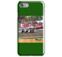 24 h de Le Mans - Vintage - Bentley #8 Bend iPhone Case/Skin